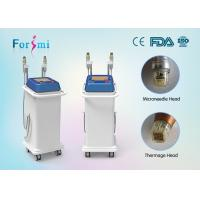 Prefessional 5Mhz thermagic RF microneedle for any skin problems solved machine Manufactures