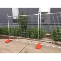 Buy cheap Galvanized Portable Temporary Mesh Fencing Panels For Construction Site from wholesalers