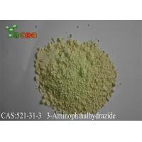 CAS NO 521-31-3 Chemiluminescence Detection / 3-Aminophthalhydrazide Manufactures