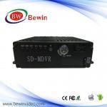 4 vidéo d'enregistreur de système de sécurité de maison de VGA 720P Ahd CARTE SD MDVR 3G 4G GPS Wifi de la Manche pour la voiture