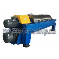PDC Solid Bowl Wastewater Treatment Plant Equipment, Decanter Centrifuge For Waste Sludge Manufactures
