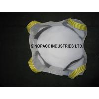 500KG TYPE C groundable conductive big baffle bags for dry flammable goods Manufactures