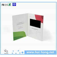 "Cheap 1.8/2.4/2.8/3.5/4.3/5/7/10"" tft lcd video postcard/advertising video card/video advertising cards for sale"