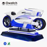 2019 Newest Design Amazing VR Racing Game Machine 9d VR Motorcycle Manufactures