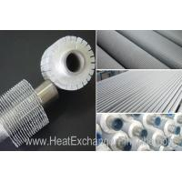 Serrated Extruded Heat Exchanger Fin Tube , A106 Gr. B SMLS Carbon Steel