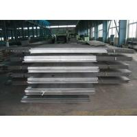 Cheap 1200mm - 1800mm Width SS400, Q235, Q34 Hot Rolled Checkered Steel Plate / Sheet for sale