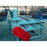 Tolerance ±1mm Multi Blanking Line , Coil Processing Equipment High Efficient Durable Manufactures