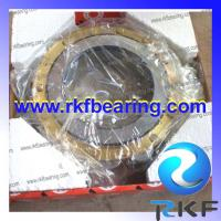 Buy cheap Single Row Brass Cage Cylindrical Roller Bearing N318E FAG Bearing Distributor from wholesalers