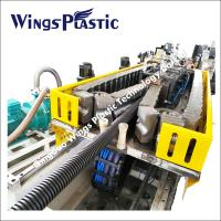 China HDPE DWC Pipe Extrusion Machine Factory Manufactures