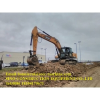 21.5T Hydraulic Crawler Excavator With Long Boom Backhoe Manufactures
