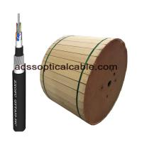 Underwater Armoured Outdoor Single Mode Fiber Optic Cable GYTA33 High Modulus Manufactures