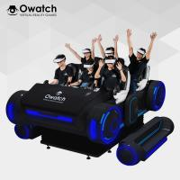 Owatch-Hot selling Arcade Six Person Family Cinema Virtual Reality Experience For Amusement Park Manufactures