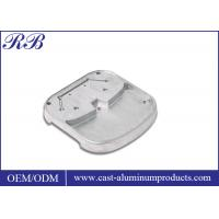 Produce Mold Firstly / CNC Machining Aluminum Casting Product OEM Manufactures
