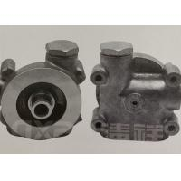 Lubricating Oil Filter Head Replacement Long Service Life Silver Color Casting Parts Manufactures