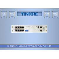 Full Coverage Smart Home Router With WLAN Controller / PoE Switch Function Manufactures
