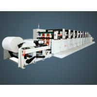 Buy cheap Unit-type flexographic printing machine from wholesalers