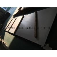 Buy cheap Custom 2205 Duplex Stainless Steel Sheet Corrosion Resistance NO.1 2B from wholesalers