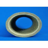 High Temperature Kevlar Felt Roller Felt Strip Roll Green With Resin Or Not Manufactures