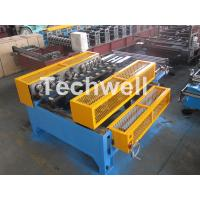 Simple Type Cold Roll Forming Equipment For Lateral Movement By Adjusted Side Handwheel Manufactures