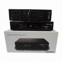 Buy cheap Twins Bravissimo IKS/SKS Receiver with Wi-Fi, Full HD for Nagra 3 FTA Satellite from wholesalers