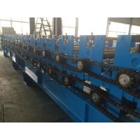 Quality 0.3-0.8mm Double Layer Roll Forming Machine for Wave Roof Panel Pre - Cutting for sale