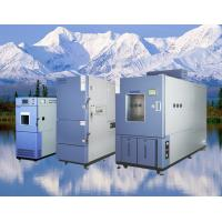 Cheap Environmental Climatic Test Chamber Temperature / Humidity / Salt Spray Test Chamber for sale