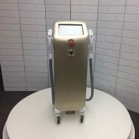 SHR OPT hair removal and skin care machine with 3000W input power in best price Manufactures