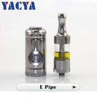 Stainless Steel E Pipe Electric Smoking Pipes With Full Mechanical Mod Manufactures