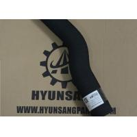 11N6-40110 11N640110 Excavator Hydraulic Hose Black Upper Water Hose For Hyundai R210LC-7 Manufactures