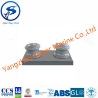 Buy cheap 2 rollers with stand,Guide roller withe stand(open type) CB*58-83 JIS F 2014-87 from wholesalers