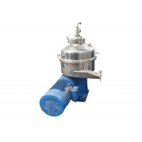 Disc Nozzle Starch Separator / Stainless Steel High Speed Centrifuge Manufactures