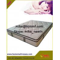 China Mattress Factory Classic Eurotop pocketed spring mattress sales Manufactures