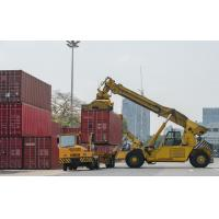 China - Ireland Cargo Trucking Services , Consolidation Container Trucking Services Manufactures