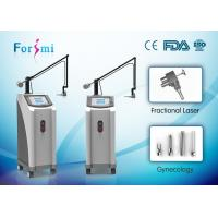 Good effects facial skin tightening 10600 nm wavelength 360 degree scanning ability co2 laser price Manufactures