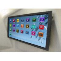 Optical imaging multi touch monitor, 70 inch interactive touch LCD display, HT-LCD70M2 Manufactures