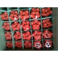 Tapered Button Bits 32mm 40mm 42mm with Copper Insert Manufactures