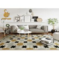 Quality Breathable Printed Indoor Area Rugs For Living Room Easy To Clean for sale