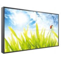 Cheap 46 Inch Ultra Narrow Bezel LCD Video Wall With LED Blacklight Multi Input Output for sale