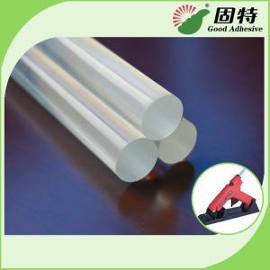 Cheap Clear Transparent Colorless EVA Hot Melt Glue Stick Gun For Handicraft , Hot Melt Glue Adhesive for sale