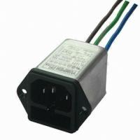 EMI Filter with Wire Harness YL10(CO) Manufactures