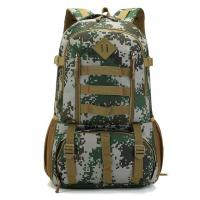 Army Green Hunting Military Tactical Day Pack Waterproof 50L For Outdoor Travel