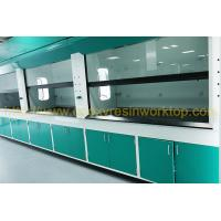 Floor Standing Science Laboratory Furniture epoxy resinchemical resistance Manufactures