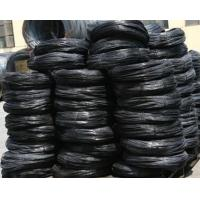 Buy cheap Black Annealed Wire Bwg 24 High Carbon Steel Wire spring steel wire from wholesalers