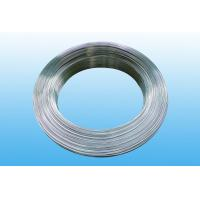 Colorful Zn Coated Bundy Pipe , Galvanized Refrigeration Tube 4 X 0.5 mm Manufactures