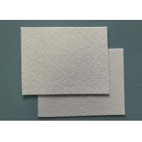 Nonwoven Printed Polyester Felt Fabric Needle Punched 380gsm Pvc Dotted Manufactures