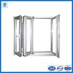 China Aluminum Anodizing Multi-Leaf Bi-Folding Door on sale