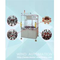 Wave winding machine form the wave wire for car stator WIND-QX-C Manufactures