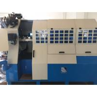 China High Efficient CNC Spring Machine Twelve Axes For 3-8mm Low-Carbon Steel on sale