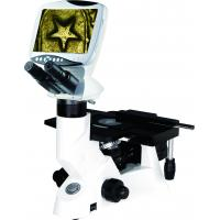 Cheap Digital LCD Inverted Metallurgical Microscope with 4 Infinite Plan Achromatic Objective for sale