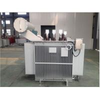 35KV Three Phase Oil Immersed Transformer Easy Maintenance For Power Station Manufactures
